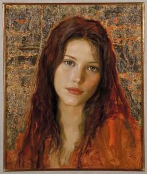 'La mañana', Goyo Domínguez ( , 145 x 195 )