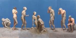 'El Sueño de Rodin', Amelia Mendivil Blanco ( ,  )