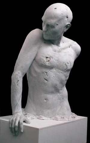 'Nonato', Andrés Lasanta Jimeno ( Bronce, 230 x 150 x 100 )