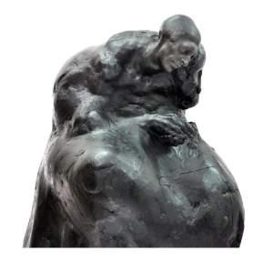 'Secret 2', Grzegorz Gwiazda ( Resina, 75 x30 x 30 )