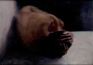 'Serie sueños III', Jaime Valero Perandones ( Oli sobre taula, 92 x 131 )