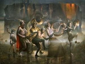 'Los locos de Dios', Jesus Villarreal ( ,  )