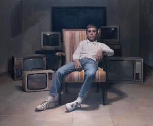 'Retrato de famila', Jorge Gallego García ( ,  )