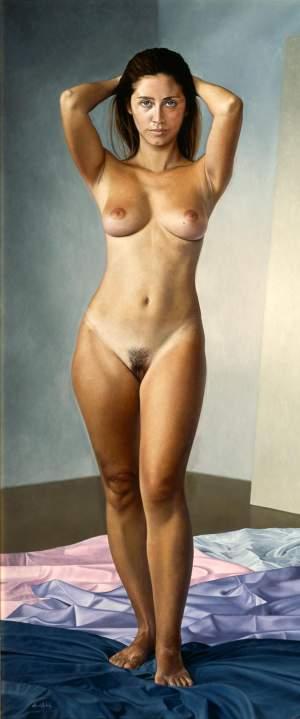 'Venus nació en mi estudio', Manuel Hurtado Mateos           ( ,  )