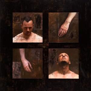 'Retratos (políptico)', Miguel Ángel Moya Moreno              ( , 125 x 125 )
