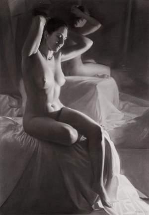 'Desnudo', Modesto Trigo Trigo              ( , 100 x 65 )