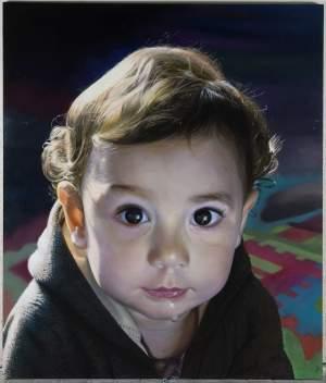 'Ciro', Carlos Marijuan ( , 145 x 122 )