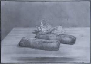 'Dos chapatas', Juan Ignacio De la Fuente Cevasco     ( , 100 x 70 )
